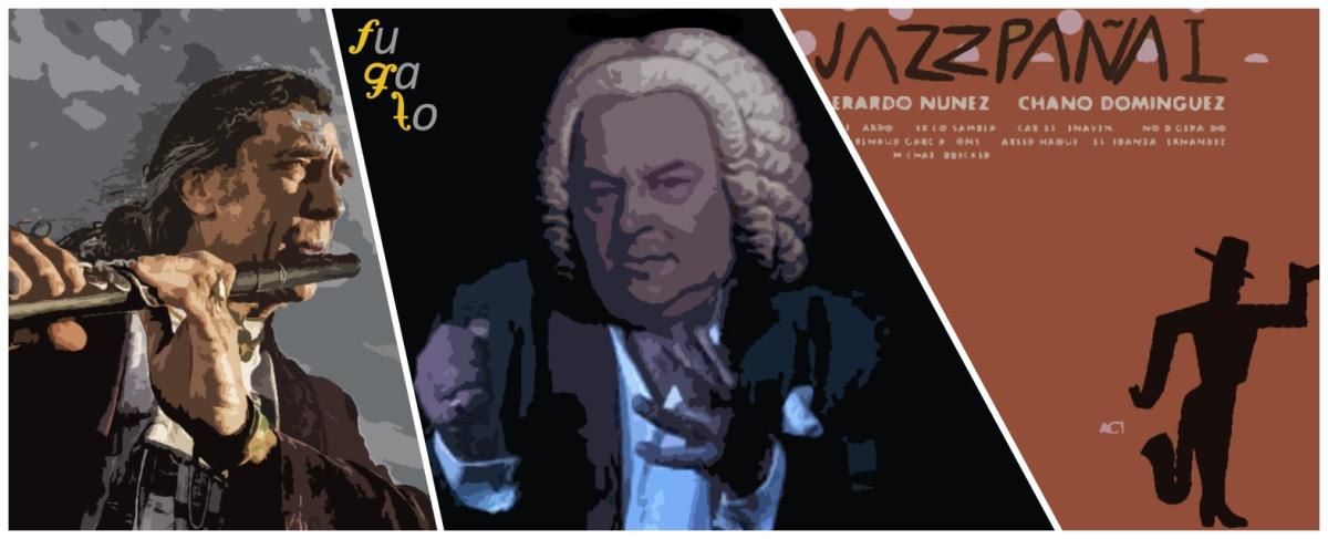 Bach y el flamenco.