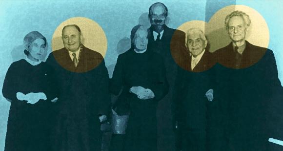 Alois Hába, Julián Carrillo e Ivan Wyschnegradsky.