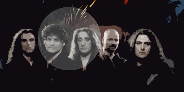 Rhapsody of Fire. Destacados Luca Turilli y Alex Staropoli.