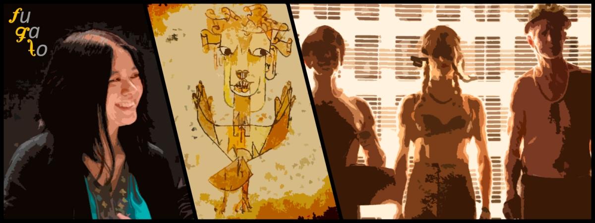 """Liza Lim, """"Angelus Novus"""" de Paul Klee y el coro de sirenas de """"The Navigator""""."""