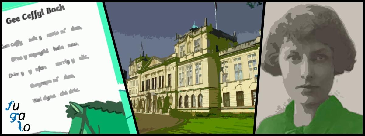 Canción infantil galesa, Universidad de Cardiff y Grace Williams.