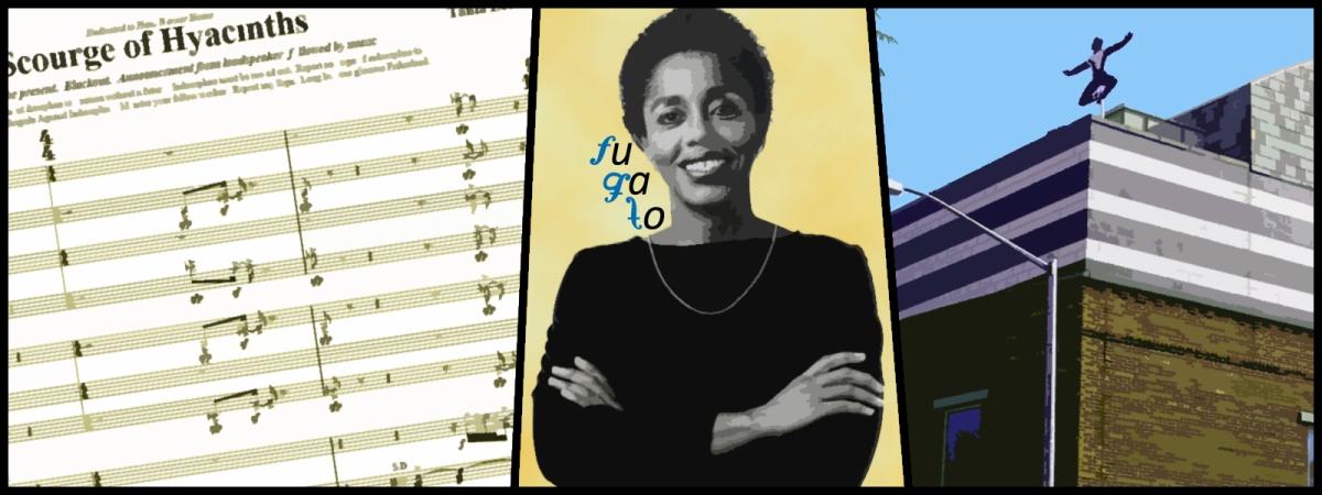 """Partitura de """"Scourge of Hyacinths"""", Tania León y el Teatro de Danza de Harlem."""