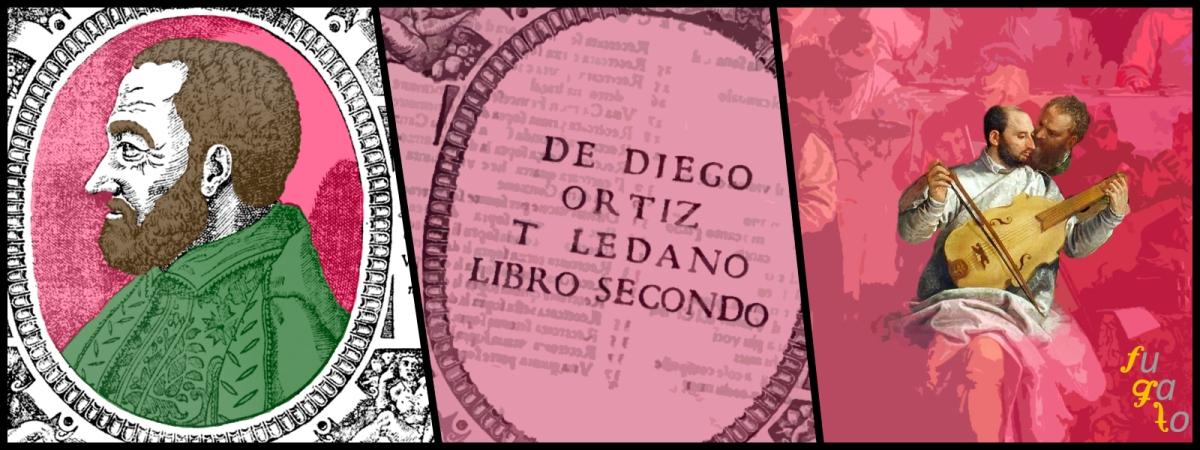 """Diego Ortiz, extracto del """"Tratado de glosas"""" y un posible cameo de Ortiz en """"Las bodas de Caná"""" de Veronese."""