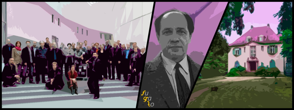 Ensemble InterContemporain, Pierre Boulez y Darmstadt.
